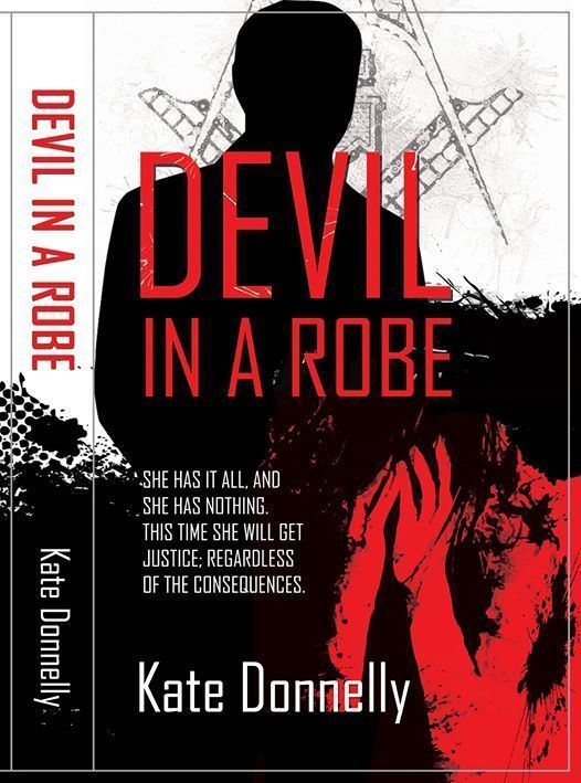 Book Launch Devil in a Robe by Kate Donnelly