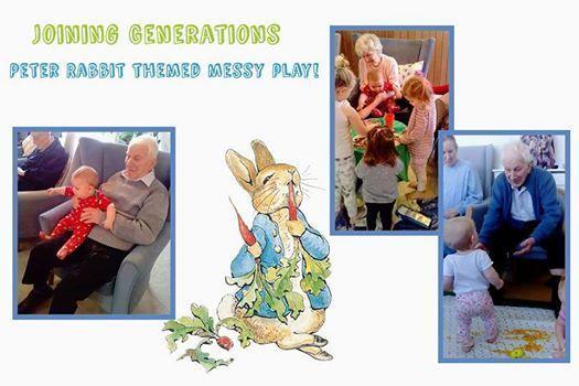 Joining Generations Fremington