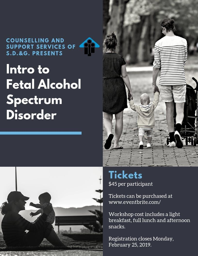 Intro to Fetal Alcohol Spectrum Disorder (FASD)