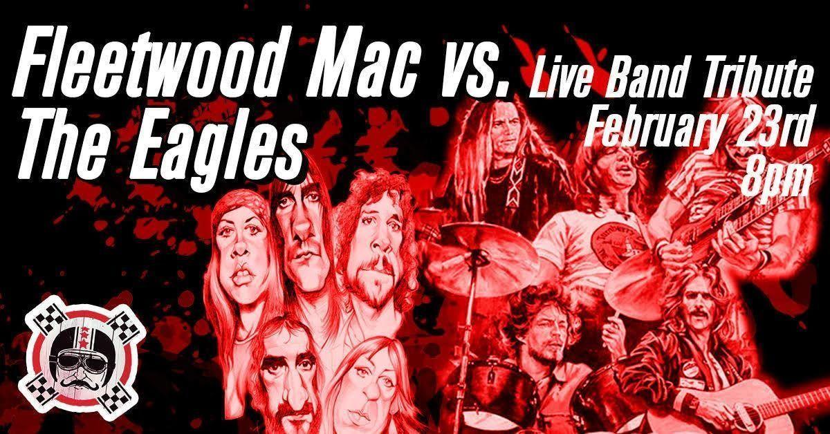 Fleetwood Mac vs Eagles Live Band Tribute  HVAC Pub