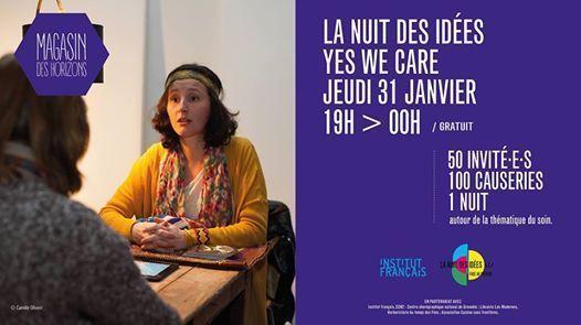 Nuit des Ides  YES WE CARE