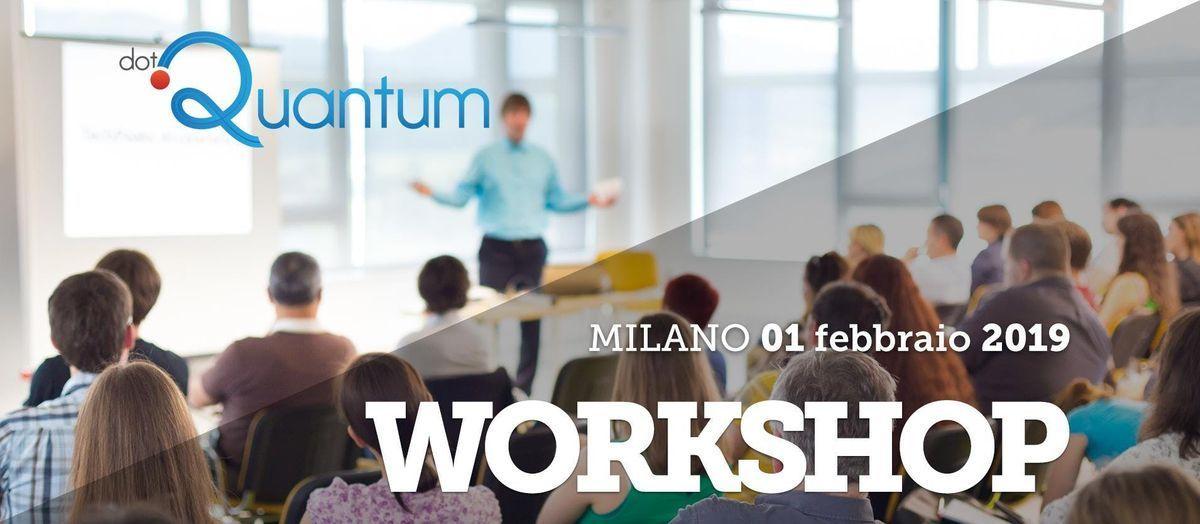 dotQuantum WorkshopMilano