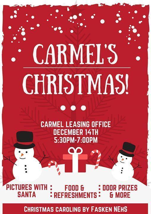 Carmel Christmas