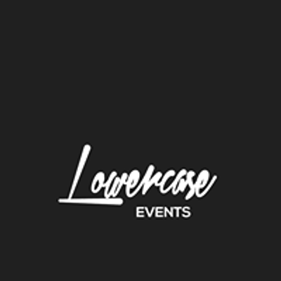 Lowercase Events London