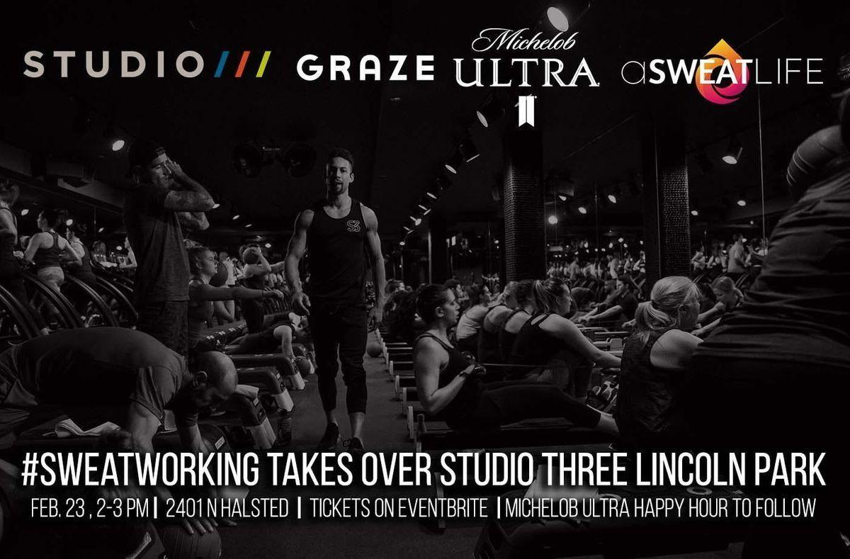 Sweatworking at Studio Three Lincoln Park